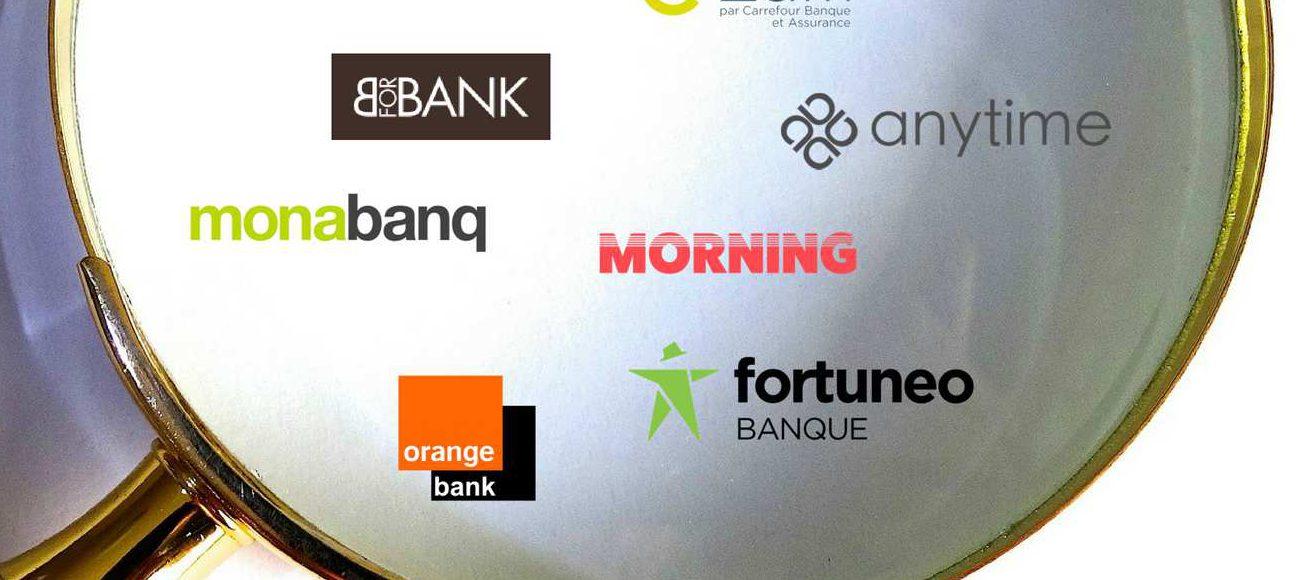 Quelles sont les meilleures banques en ligne ?